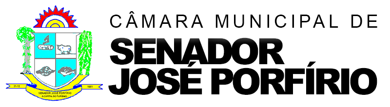 Câmara Municipal de Senador José Porfírio | Gestão 2019-2020